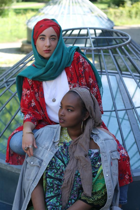 Diese Fotos Zeigen Wie Schön Und Einzigartig Frauen Mit Kopftuch
