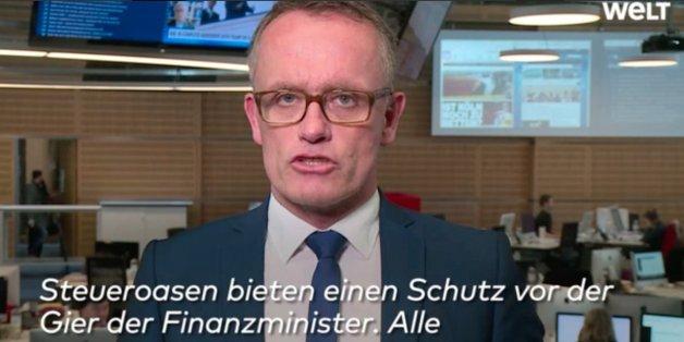 Olaf Gersemann findet Steuer-Oasen gut.
