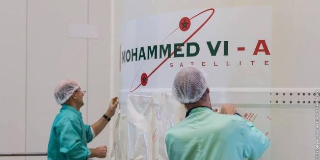 Cette nuit à 1h42, vous pourrez regarder en direct le lancement du premier satellite marocain