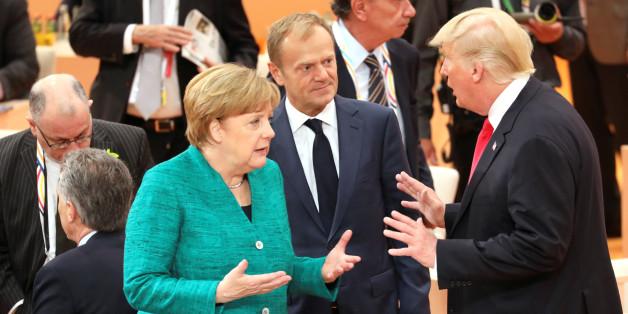 """""""Es wird nicht gut ausgehen"""": Wie Donald Trump die Welt in nur einem Jahr völlig verändert hat"""