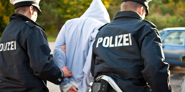 Die Polizei nahm einen Betrunkenen in Gewahrsam