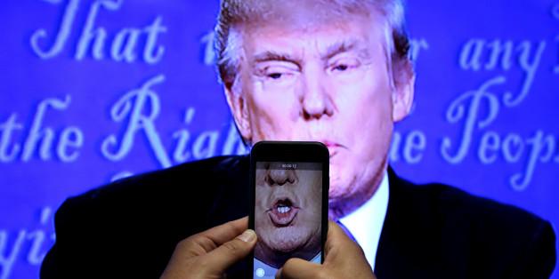 Trump twittert, statt zu regieren