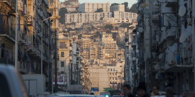 ALGIERS, ALGERIA - JANUARY 08:  Cityscape of Algiers. (Photo by Thomas Trutschel/Photothek via Getty Images)