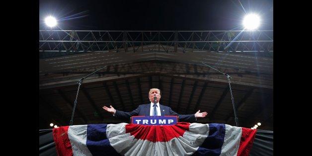 So sieht Amerika im Jahr 2020 aus, wenn Donald Trump das Land weiter zugrunde richtet