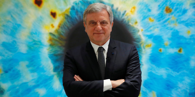 Christian Dior Chief Executive Sidney Toledano poses at Dior's new flagship store before an interview with Reuters in London, Britain, May 31, 2016.    REUTERS/Stefan Wermuth