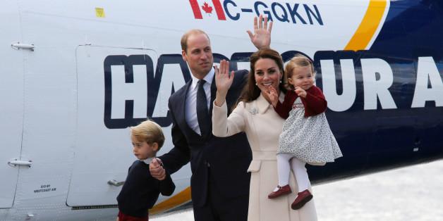 Adel verpflichtet - in Großbritannien aber nicht nur dazu, ein wenig Glamour zu versprühen. Kate und William wollen ihre Kinder auch für etwas sehr Bodenständiges begeistern