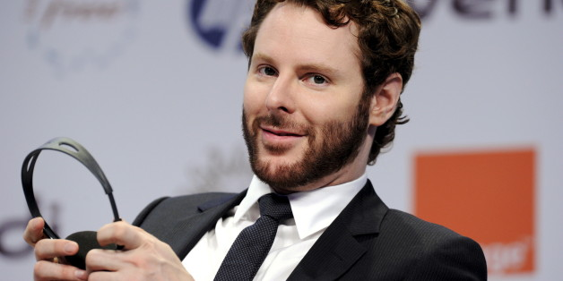 Founders Fund Managing Partner Sean Parker attends the eG8 forum in Paris in this May 25, 2011 file photo. A $250 million grant from Silicon Valley billionaire Parker, announced on April 13, 2016, aims to speed development of more effective cancer treatments by fostering collaboration among leading researchers in the field.  REUTERS/Gonzalo Fuentes/Files