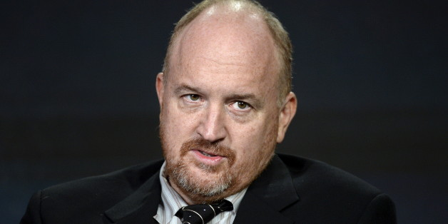 "Executive producer Louis C.K. participates in a panel for the FX Networks series ""Baskets"" during the Television Critics Association (TCA) Cable Winter Press Tour in Pasadena, California January 16, 2016. REUTERS/Kevork Djansezian"