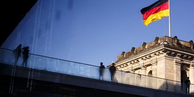 Zum Reichstag haben mehr Wirtschaftsvertreter Zutritt als gewählte Abgeordnete