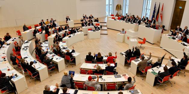 Der Brandenburger Landtag