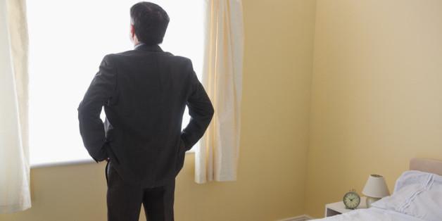 was nach der Scheidung für Männer zu tun