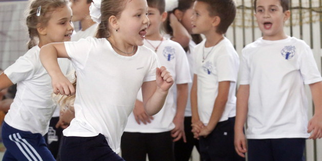 I Hated PE At School - Let's Change The Story For Girls
