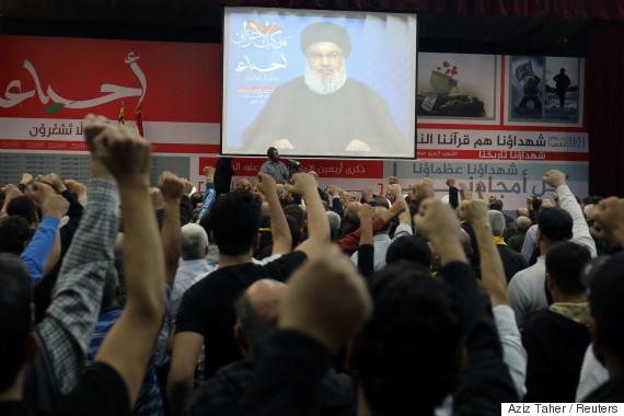 lebanon hezbollah november 2017