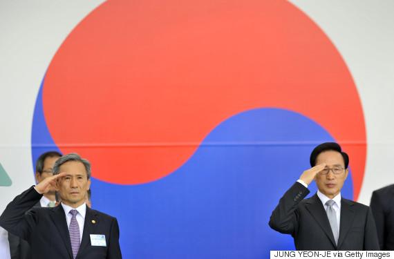 lee myung bak 2012