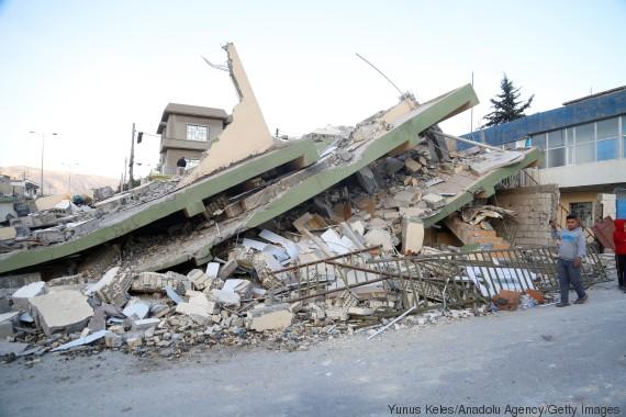 earthquake iraq