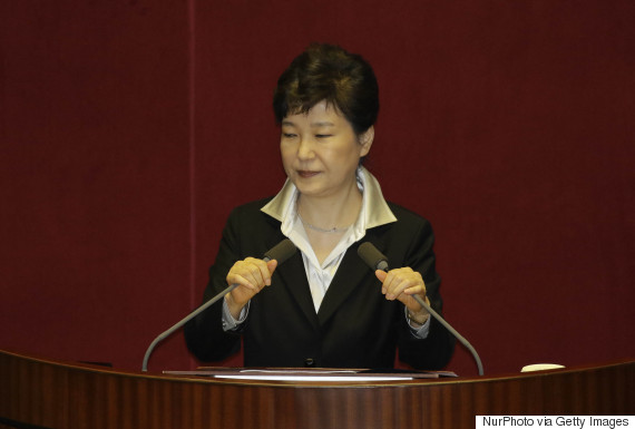 park geun hye assembly
