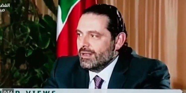Der ehemalige Premier des Libanons Hariri
