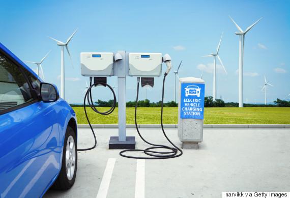 electricity car