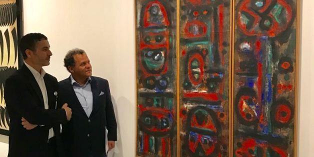 Le Qatar devrait prêter au Maroc des oeuvres de Cherkaoui pour une exposition en 2018