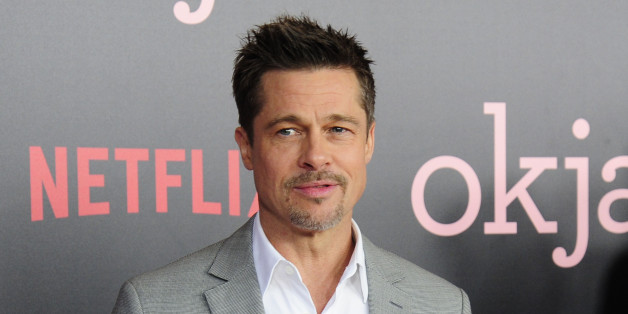 NEW YORK, NY - JUNE 8:  Brad Pitt attends Netflix hosts the New York Premiere of 'Okja' at AMC Lincoln Square Theater on June 8, 2017 in New York City. (Photo by Paul Bruinooge/Patrick McMullan via Getty Images)