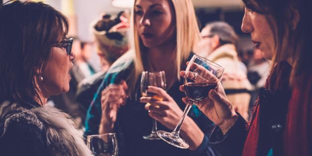 Eine Bar gibt Frauen ihre Getränke 25 Prozent billiger - aber nur, wenn sie einen bestimmten Satz sagen