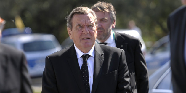 Wirre Thesen von Schröder: Wie der Altkanzler in einem Interview Kreml-Propaganda verbreitet