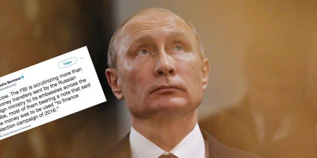Warum es auf Twitter 8 Stunden lang aussah, als sie die russische Manipulation der US-Wahl bewiesen