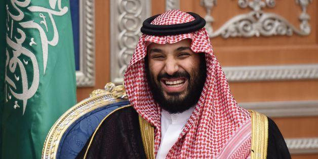 Der saudische Prinz Mohammed bin Salman