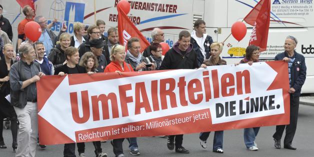 Die Deutschen erwarten von den Jamaika-Parteien soziale Gerechtigkeit, doch jeder versteht darunter etwas anderes
