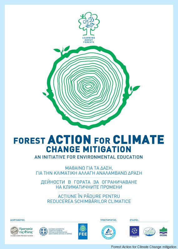 forest action for climate change mitigation