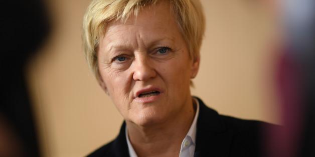 Die Grünen-Politikerin Renate Künast