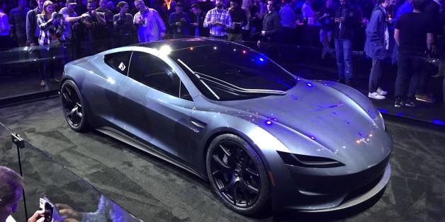 Teslas neuer Roadster