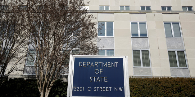 The State Department Building is pictured in Washington, U.S., January 26, 2017. REUTERS/Joshua Roberts