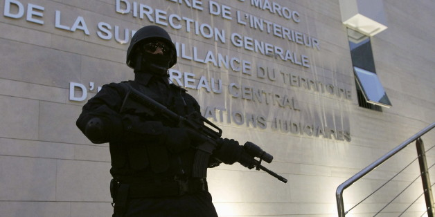 Bureau central des investigations judiciaires (BCIJ). REUTERS/Stringer