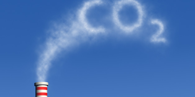 'CO2, chemical symbol of carbon dioxide, thought to be the main cause of global warming.See all my'