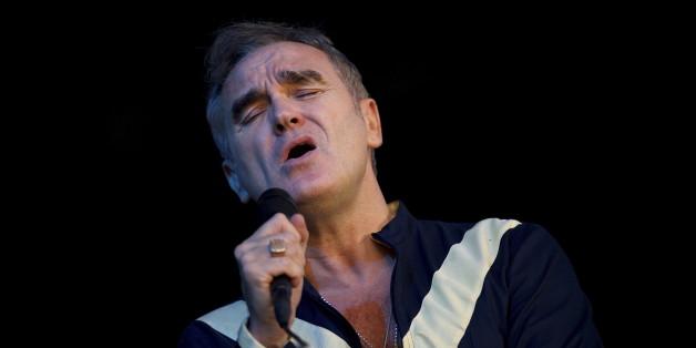 Der Sänger Morrissey provoziert gern.