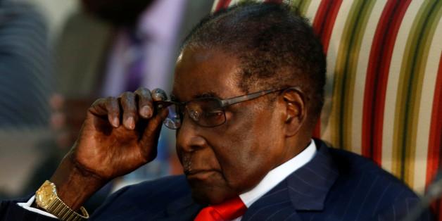Zimbabwe: Mugabe destitué par le parti au pouvoir