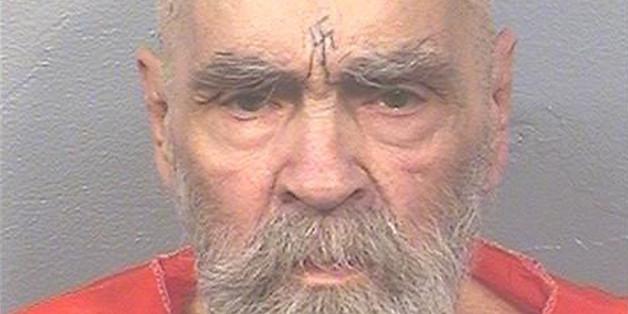 Der US-Mörder Charles Manson