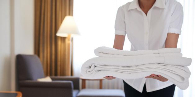 Schockierend sind die neuen Zahlen der sexuellen Belästigung in der Hotelindustrie.