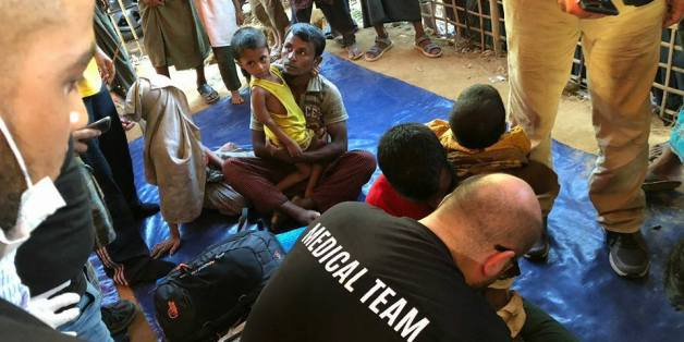 """Dr Zouhair Lahna: """"Les Rohingyas ont le regard éteint de gens touchés dans leur dignité"""""""