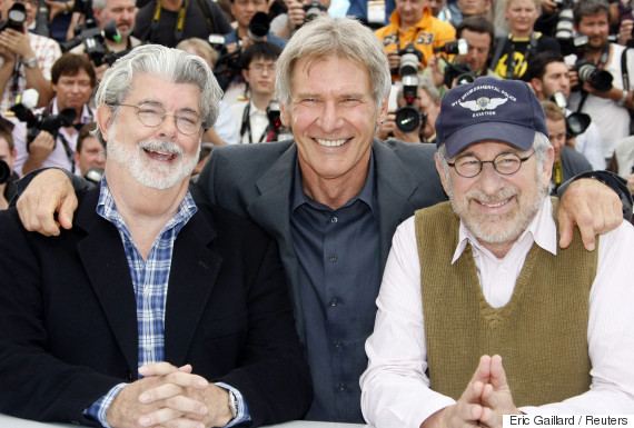 harrison ford lucas