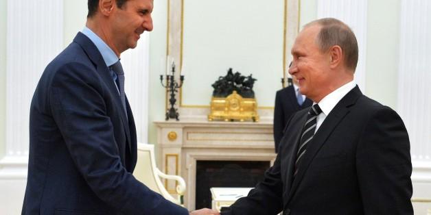 ALEXEY DRUZHININ/AFP/Getty Images