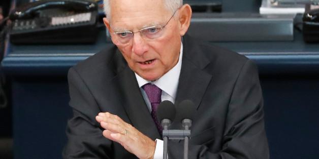"""""""Es ist keine Staatskrise"""": Wolfang Schäuble richtet im Bundestag einen eindringlichen Appell an die Parteien"""