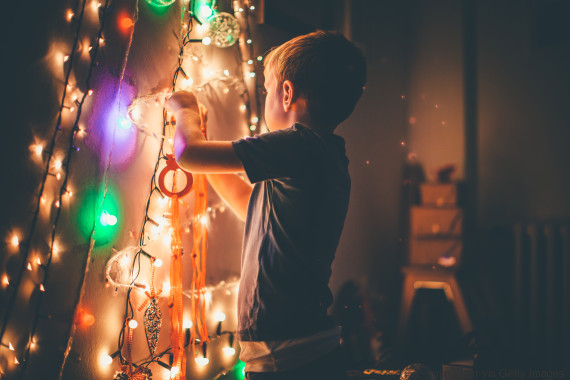 christmas lights decoration