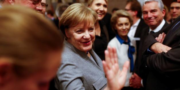 US-Wirtschaftsmagazin stellt sich die Welt ohne Angela Merkel vor – es ist ein Schreckensszenario