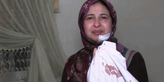 Rachida Maklouf, l'enseignante agressée à Hay Mohammadi le mercredi 22 novembre.