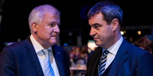 Kreise: Seehofer will CSU-Vorsitz, aber nicht Spitzenkandidatur