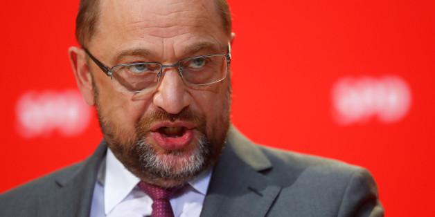 SPD-Parteichef Schulz
