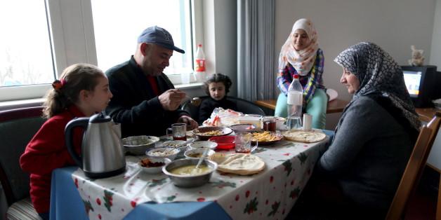 Das denken Flüchtlinge über ihr Leben in Deutschland