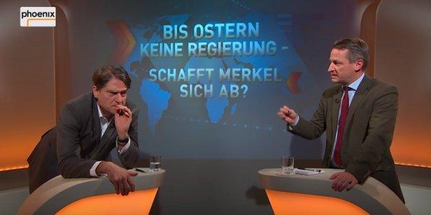 Jakob Augstein und Nikolaus Blome: Zwei sich liebende Feinde